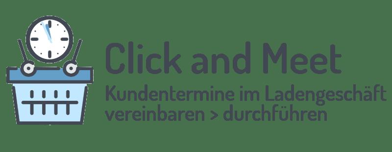 Click and Meet | Logo